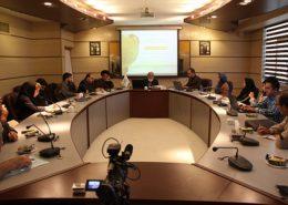 iranian studies university of Tehran